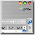OSX Theme Sample